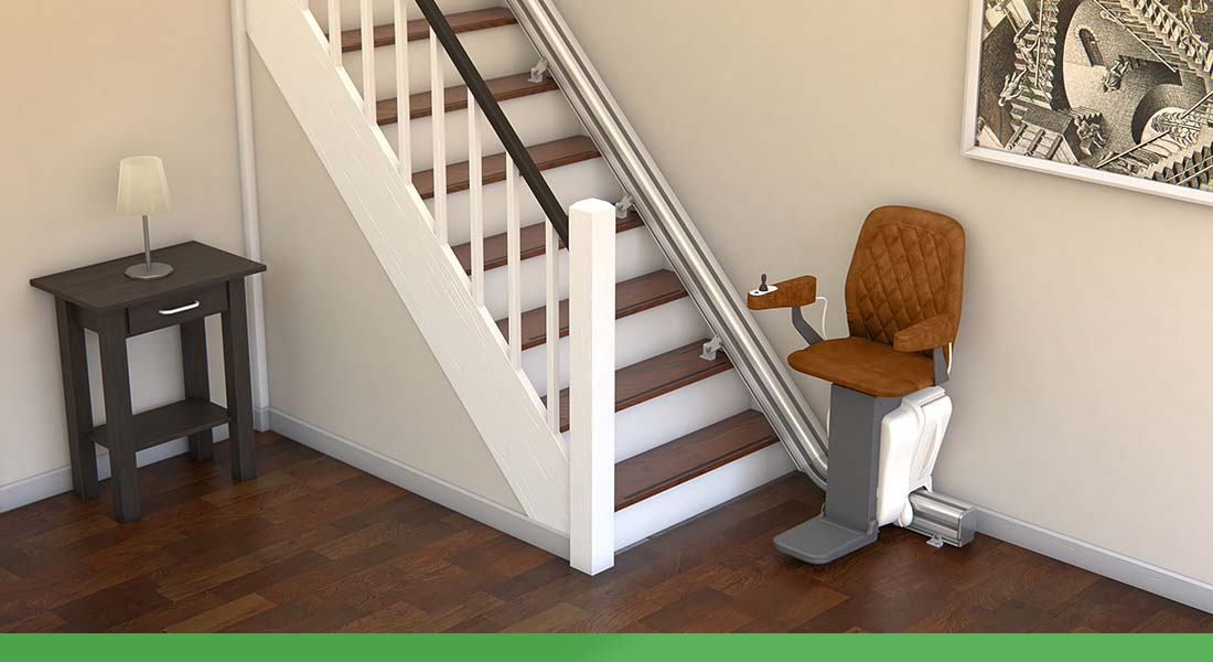 NEW PRODUCT RELEASE: the AmeriGlide UP Stair Lift