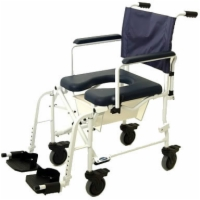Mariner Rehab Shower Commode Transport Chair