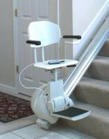 AmeriGlide Ultra DC Stair Lift - Used