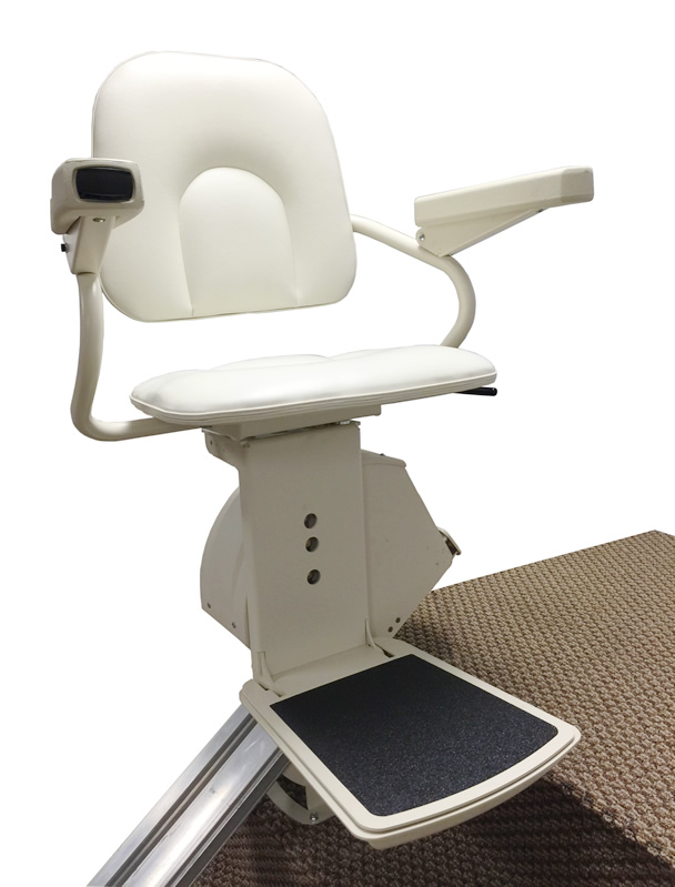 Factory Reconditioned AmeriGlide Escort Stair Lift