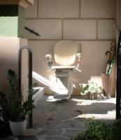 Horizon Outdoor Stair Lift