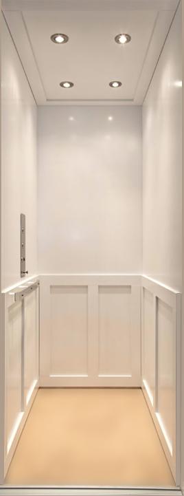 Ameriglide elite residential elevator home elevators for Indoor elevator