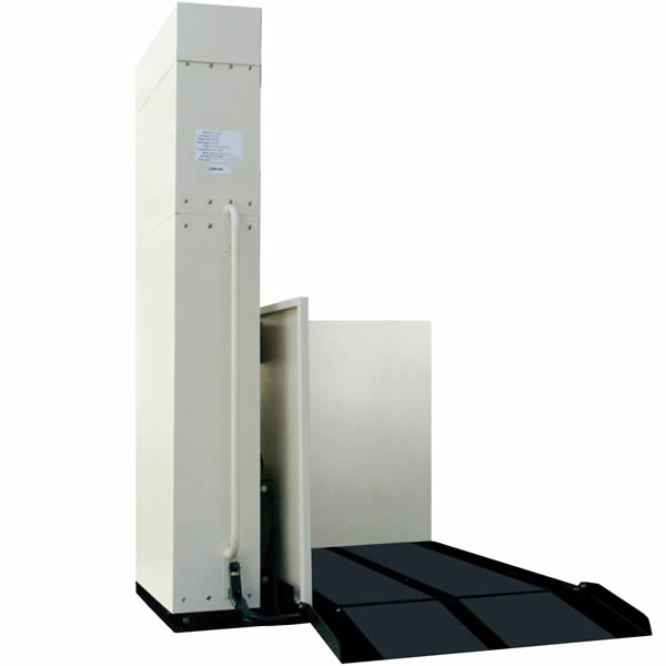 Hercules II 600 Residential Vertical Wheelchair Lift | Vertical ...