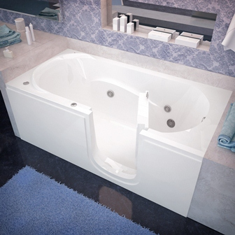 walk in bathtub. Sanctuary Full Bather Walk In Tub Bath Tubs