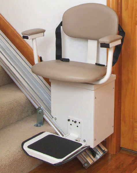 Chair For Stairs electric stair lifts | ameriglide rubex stair lift
