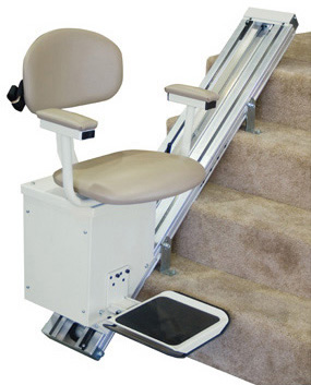 Deluxe Outdoor Stair Lift By Ameriglide Only 2599