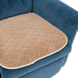 chair heating pad. chair seat protective pad (sold separately) heating e