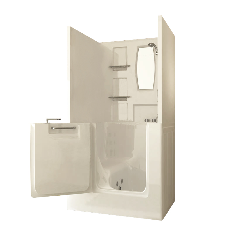 Walk In Tubs & Bathtub Conversion Kits | AmeriGlide Accessibiility