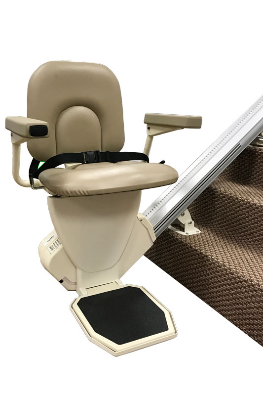 Reconditioned Rave Stair Lift Ameriglide Stair Lifts
