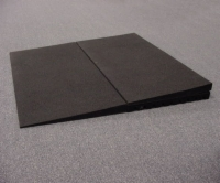 Rubber Threshold Riser (Box of 2)
