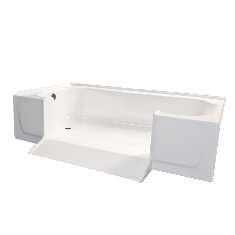 Bathtub Roll In Conversion Kit