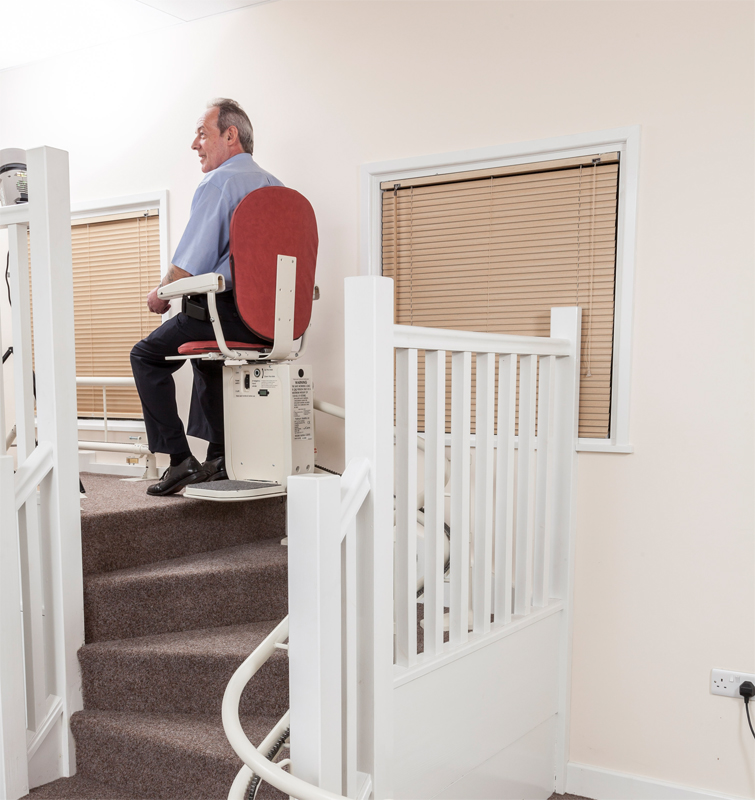 Curved Stair Chair Lift With Ameriglide Platinum Curved Stair Lifthd Hd Lift Stairlifts