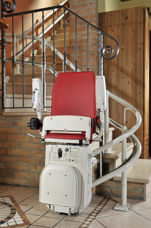 Stair Lifts Ameriglide Platinum Stair Lift Hd Demo