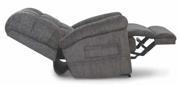 Shown Reclined - Saratoga Charcoal