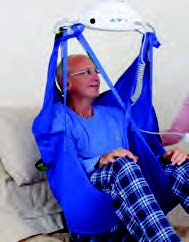 Handicare Universal Sling - No Head Support - Additional