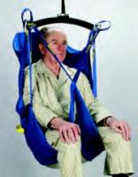 Handicare Universal Sling With Head Support - Additional