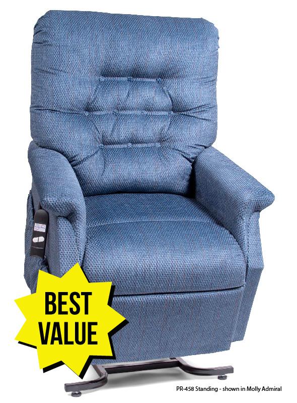 Merveilleux AmeriGlide PR 458 Small Lift Chair