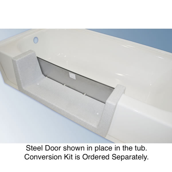 Ameriglide Bathtub Walk In Conversion Kit Steel Door 12 Quot