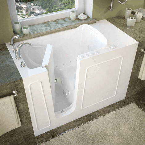 Sanctuary Walk-In Tub, 2653 Small/Medium