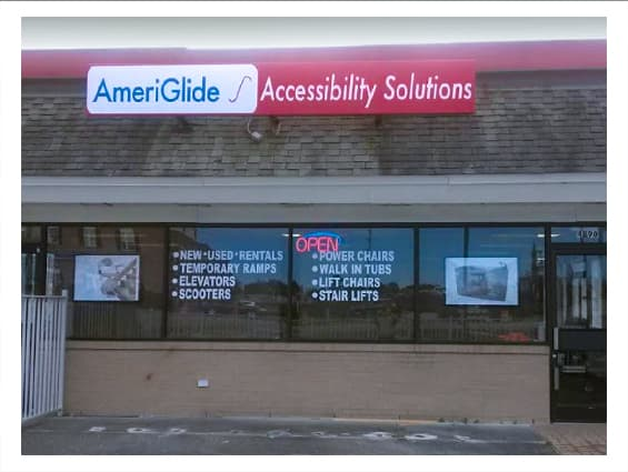 AmeriGlide Store Front